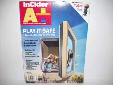 A+ inCider Magazine -  85 - 1990 Jan