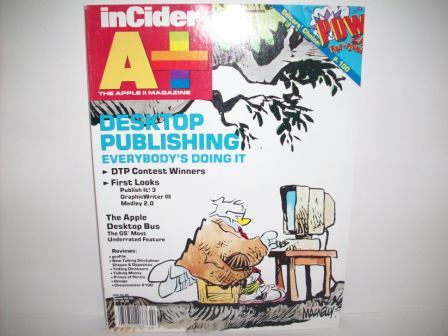 A+ inCider Magazine -  86 - 1990 Feb