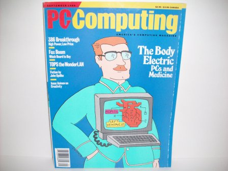 PC Computing Magazine - 1988 Sept