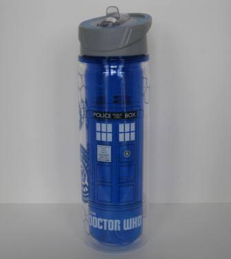 Doctor Who 16oz Tumbler Drink Bottle (NEW)