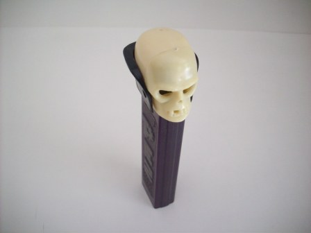 Pez Dispenser - Mr. Skull (no feet)