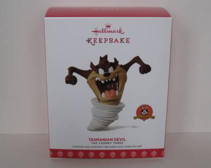 Tasmanian Devil Keepsake Ornament by Hallmark (NEW)