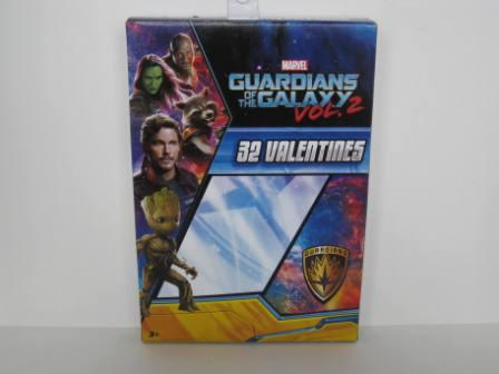 Valentines - Guardians of the Galaxy Vol. 2 - 32 Count (NEW)