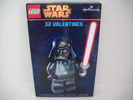 Valentines - Lego Star Wars - 32 Count (NEW)