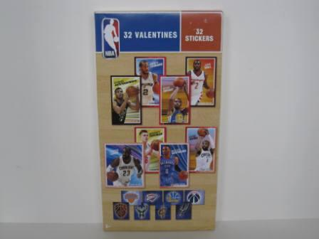 Valentines - NBA - 32 Count (NEW)