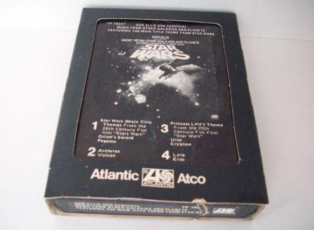 Music From Other Galaxies and Planets (CIB) (1977)- 8-Track Tape