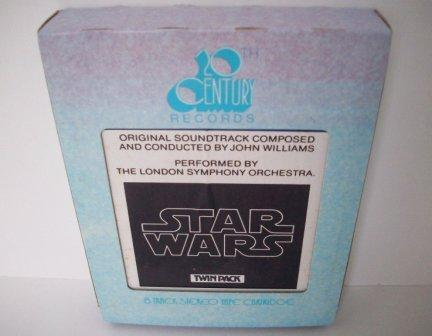 Star Wars Original Sound Track (CIB) (1977) - 8-Track Tape