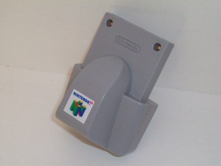 N64 Rumble Pak - N64 Accessory