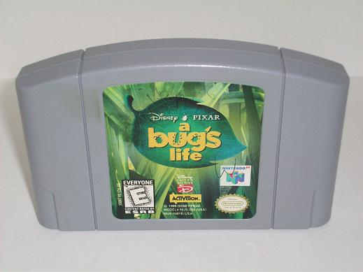 A Bugs Life - N64 Game
