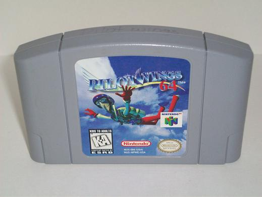 Pilotwings 64 - N64 Game