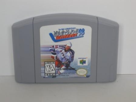 Wayne Gretzkys 3D Hockey 98 - N64 Game