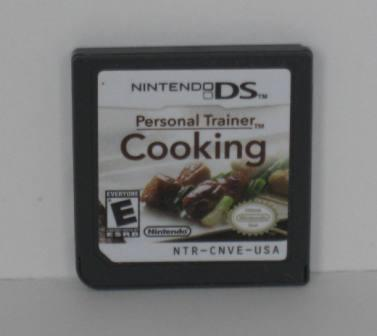 Personal Trainer: Cooking - Nintendo DS Game