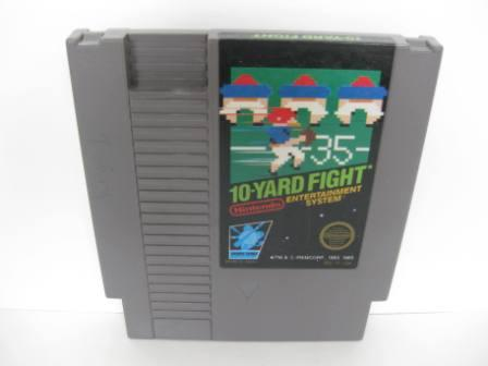 10-Yard Fight - NES Game