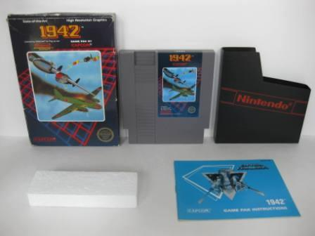 1942 (CIB) - NES Game