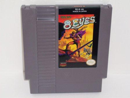 8 Eyes - NES Game