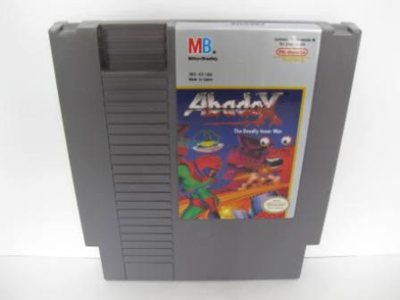 Abadox - The Deadly Inner War - NES Game