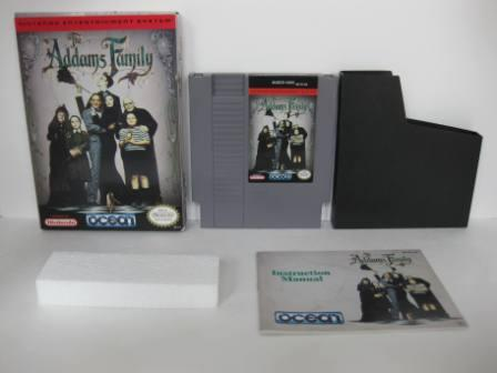 Addams Family, The (CIB) - NES Game