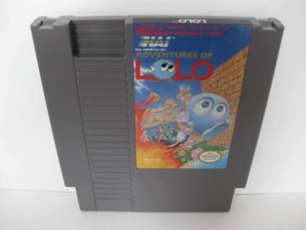 Adventures of Lolo - NES Game