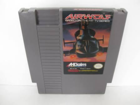 Airwolf - NES Game