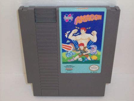 Amagon - NES Game