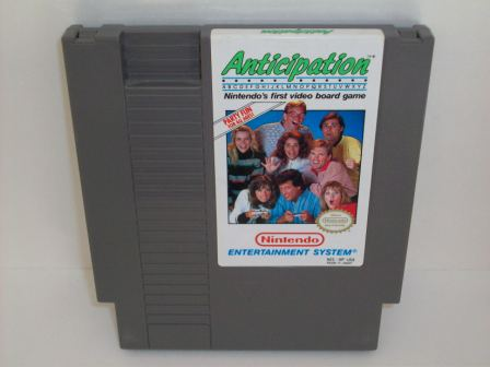 Anticipation - NES Game
