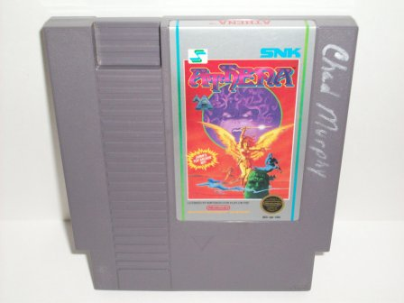 Athena - NES Game