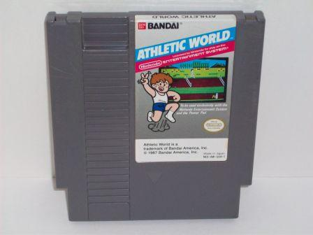 Athletic World - NES Game