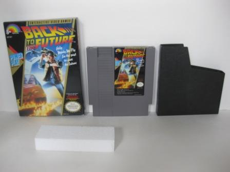 Back to the Future (Boxed - no manual) - NES Game