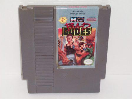 Bad Dudes - NES Game