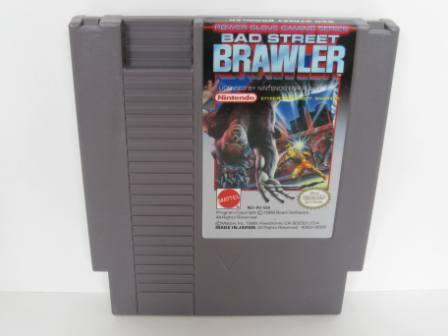 Bad Street Brawler - NES Game