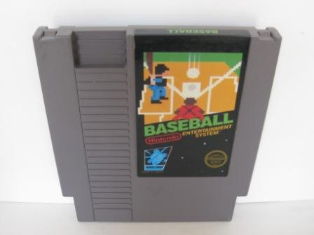 Baseball - NES Game