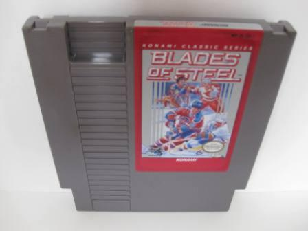 Blades of Steel (Red Label) - NES Game