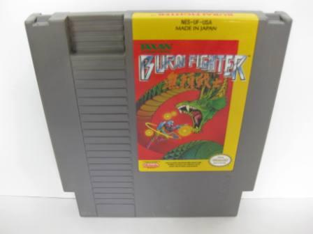 Burai Fighter - NES Game