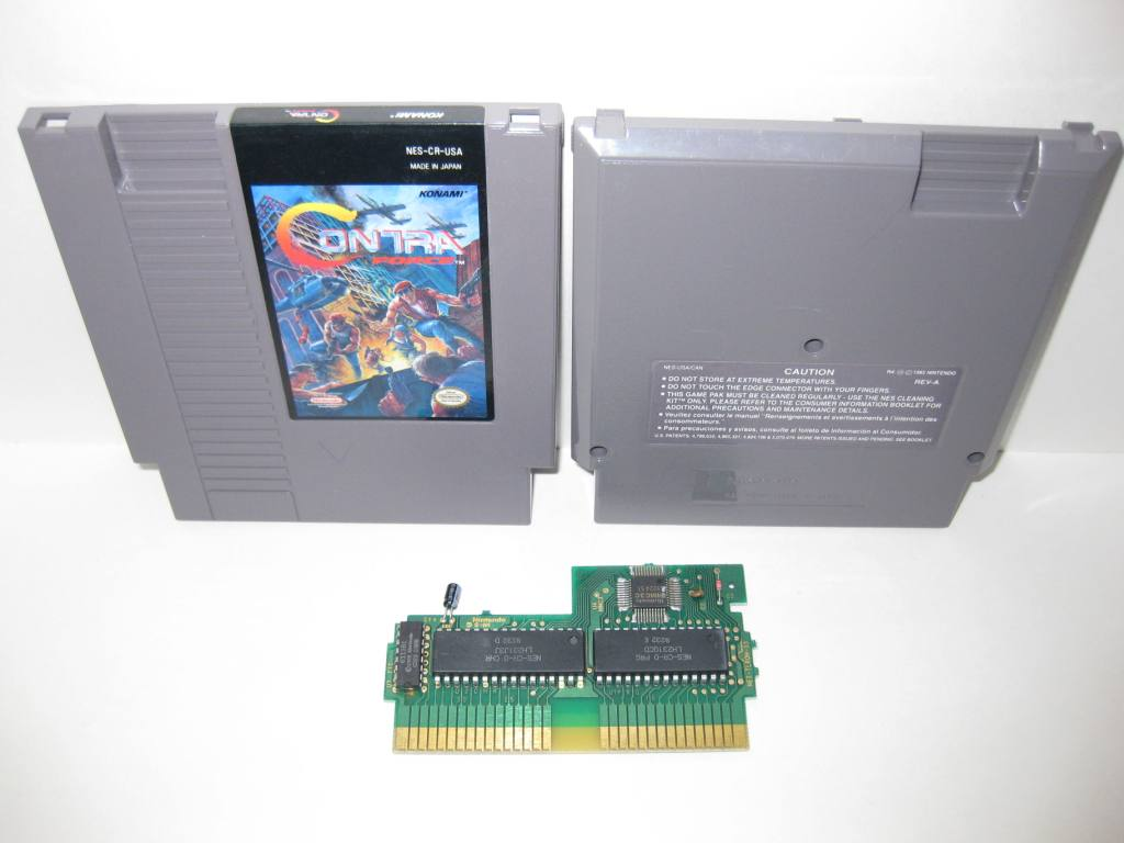 Contra Force - NES Game