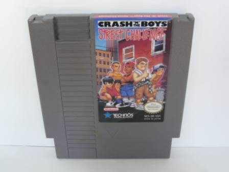 Crash N the Boys: Street Challenge - NES Game