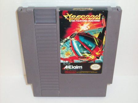 Cybernoid, The Fighting Machine - NES Game