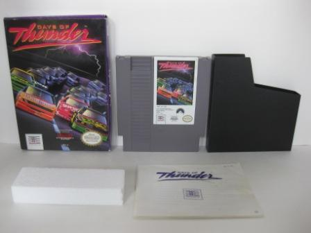 Days of Thunder (CIB) - NES Game
