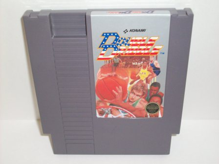 Double Dribble - NES Game