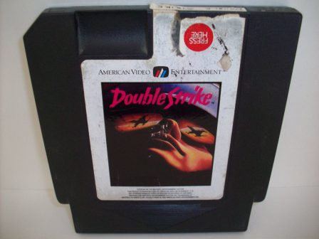 Double Strike - NES Game