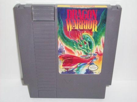 Dragon Warrior - NES Game