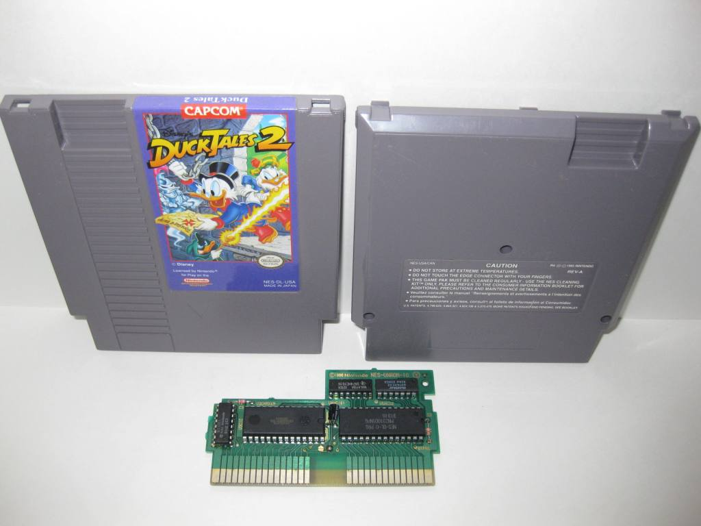 Duck Tales 2 - NES Game