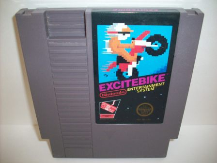 Excitebike - NES Game