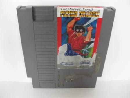 Flying Dragon: The Secret Scroll - NES Game