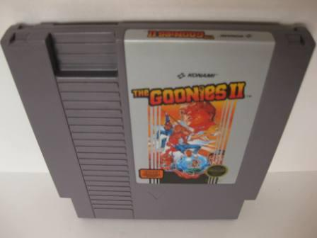 Goonies II, The - NES Game