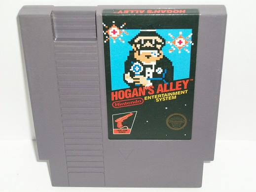 Hogans Alley - NES Game