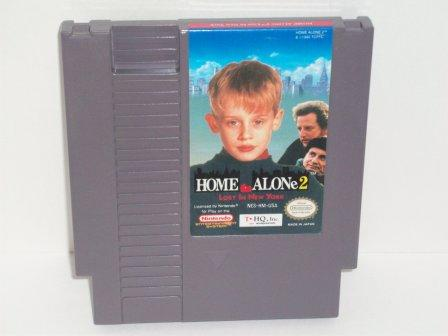 Home Alone 2 - Lost in New York - NES Game