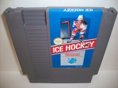 Ice Hockey - NES Game