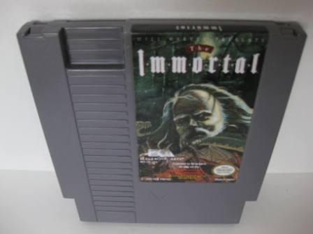 Immortal, Will Harvey Presents: The - NES Game