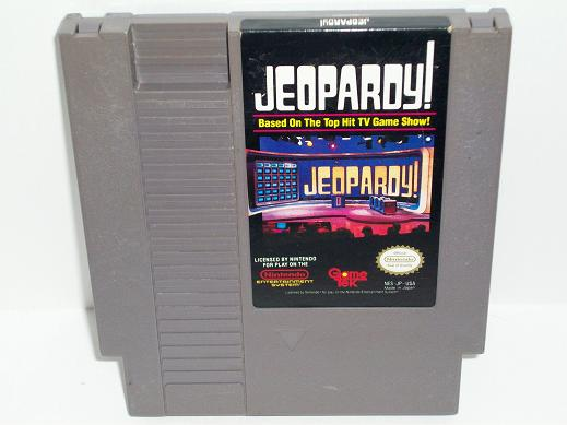 Jeopardy! - NES Game