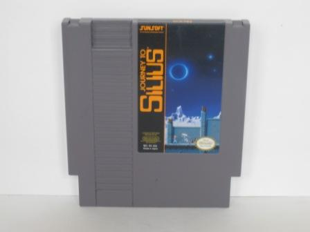 Journey to Silius - NES Game